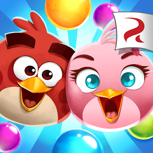 Angry Birds POP Bubble Shooter MOD + APK