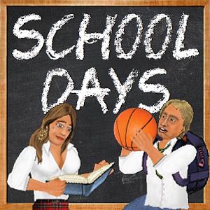 School Days 1.070 FULL APK + MOD Unlocked