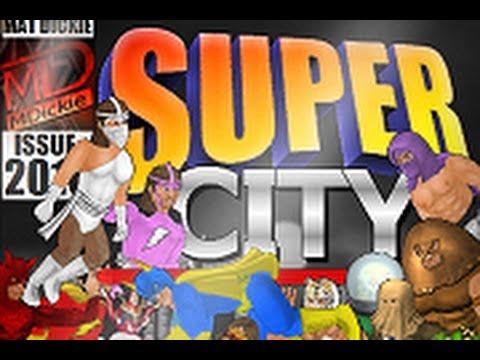 Super City (Superhero Sim) 1.020 FULL APK + MOD Unlocked