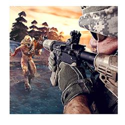 ZOMBIE Beyond Terror FPS Survival Shooting Games 1.60 MOD APK
