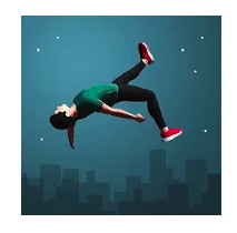 Parkour Flight 2 1.61 MOD APK