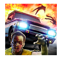 Zombie Road Escape Smash all the zombies on road 3.1.0 MOD APK
