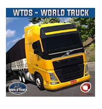 World Truck Driving Simulator 1,041 MOD APK + Data