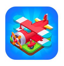 Merge Plane Click Idle Tycoon 1.5.1 MOD APK