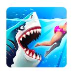 Hungry Shark World Mod Apk (Unlimited Money) v3.9.2