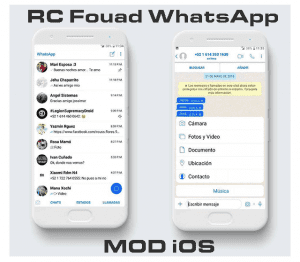 download wa mod ios untuk android