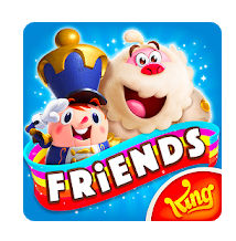 Candy Crush Friends Saga Mod Apk v1.28.7 (Live/Moves)