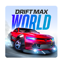 Drift Max World MOD APK v1.6 Unlimited Money