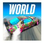 Drift Max World Mod Apk (Unlimited Money) v2.0.0