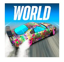 Drift Max World Mod Apk (Unlimited Money) v2.0.0
