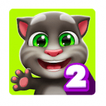 My Talking Tom 2 Mod Apk (Unlimited Money) v2.1.1.1011