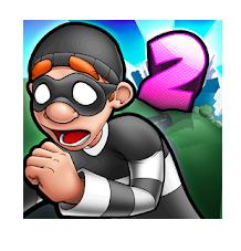 Robbery Bob 2 MOD APK v1.6.5