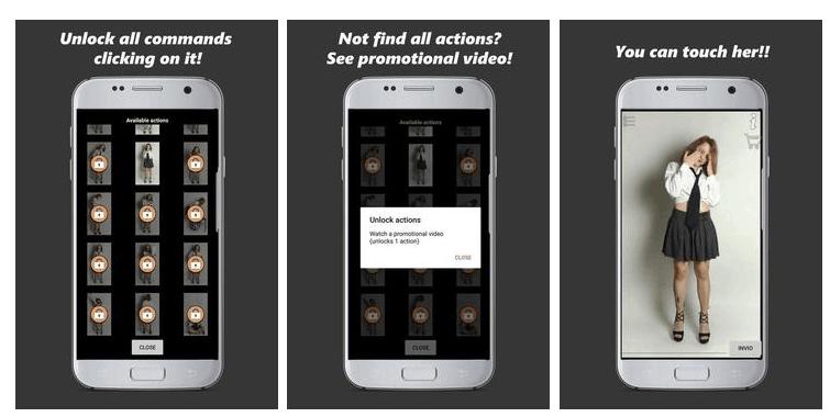 Download Pocket Girl Pro v2 0 MOD APK untuk Android
