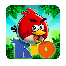 Angry Birds Rio MOD APK v2.6.11 Unlimited Shopping