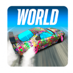 Drift Max World Mod Apk  v1.80 Unlimited Money