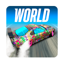 Drift Max World MOD APK v1.62 Unlimited Money