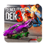 Demolition Derby 3 MOD APK v1.0.019 Unlimited Money