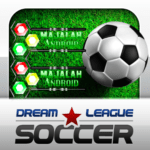 Dream League Soccer 2015 MOD APK v2.07 Unlimited Money