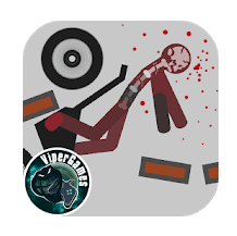 Stickman Dismounting MOD APK v2.1 Unlimited Money