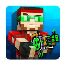 Pixel Gun 3D MOD+APK+Data v16.1.1