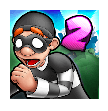 Robbery Bob 2 Mod Apk (Unlimited Coins) v1.6.8.11