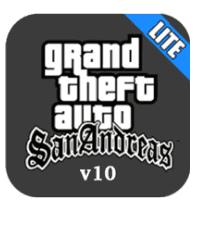 GTA SA LITE Mod Apk v10