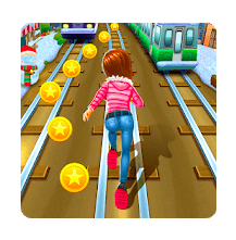 Subway Princess Runner Mod Apk (Unlimited Money) v4.0.3