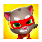 Talking Tom Hero Dash MOD APK v1.0.16.517