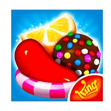 Candy Crush Saga MOD APK v1.154.1.1