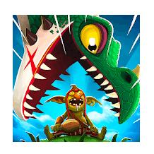 Hungry Dragon v1.31 MOD APK + Data
