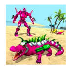 Real Robot Crocodile Simulator v1.0.3 APK