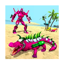 Real Robot Crocodile Simulator v1.0.3 APK