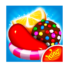 Candy Crush Saga Mod Apk v1.166.1.1 (Unlock all levels)