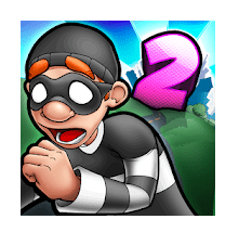 Robbery Bob 2 MOD APK v1.6.8.5 (Unlimited Coins)