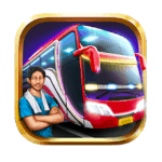 Bus Simulator Indonesia Mod Apk (Unlimited Fuel) v3.4