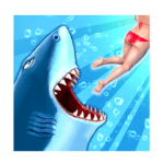 Hungry Shark Evolution Mod Apk (Coins/Gems) v8.0.0