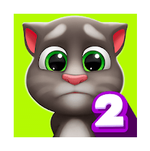 My Talking Tom 2 Mod Apk (Unlimited Money) v2.2.1.54
