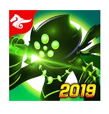 League of Stickman 2019 MOD + APK + DATA v5.9.0