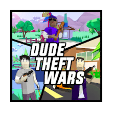 Dude Theft Wars MOD APK v0.86b (Unlimited Money)