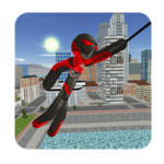 Stickman Rope Hero Mod Apk v3.3 (Unlimited Money)