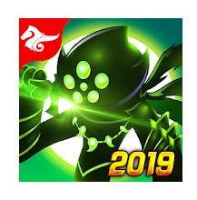League of Stickman 2019 Ninja Arena PVP (Dreamsky) MOD + APK + DATA 5.9.1