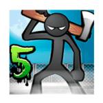 Anger of Stick 5 Mod Apk (Unlimited Money) v1.1.22
