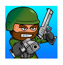 Doodle Army 2 Mini Militia MOD APK v5.0.4