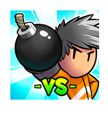 Bomber Friends MOD APK v3.58 (Skins Unlocked)