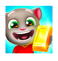 Talking Tom Gold Run Mod Apk (Unlimited Money) v4.3.2.605