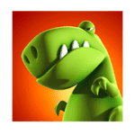 Crazy Dino Park MOD APK v1.64 (Unlimited Diamond)