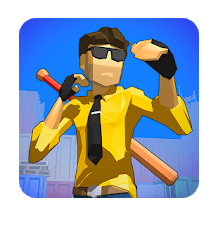 City Fighter vs Street Gang MOD APK v2.0.9 (Dumb enemy)