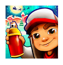 Subway Surfers Winter Holiday MOD APK v1.112.0 (Unlimited Money)