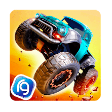 Monster Truck Racing 2019 MOD APK v3.4.113 (Gold/Coins/Fuel)
