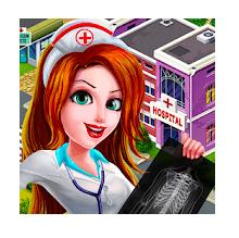 Doctor Dash Hospital Game MOD APK v1.49 (Unlimited Coins + Gems)